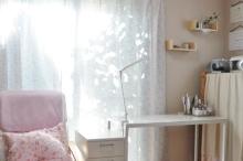 自宅ネイルサロン,風景,ネイル部屋,写真