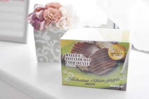 ロイズ,チョコレート,ポテトチップ,手土産,差し入れ,自宅ネイルサロン