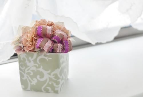 お花,フラワーアレンジメント,ネイル写真,自宅ネイルサロン,開業祝