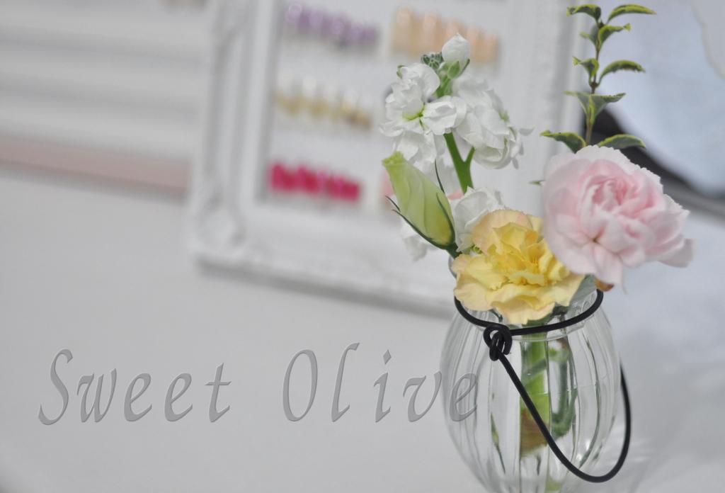 自宅ネイルサロン,写真,お花,フラワー,生花,写真