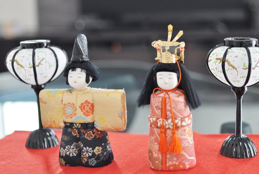 手作り,ひな人形.木目込み人形,自宅ネイルサロン