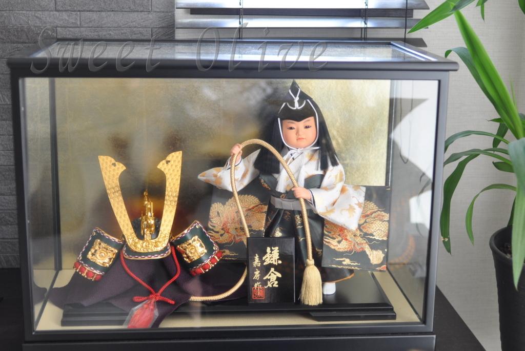 金太郎,五月人形,自宅ネイルサロン