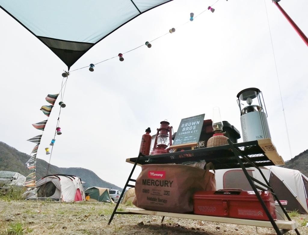 キャンプ,マーキュリー,おしゃれキャンプスナップ,西湖,富士五湖
